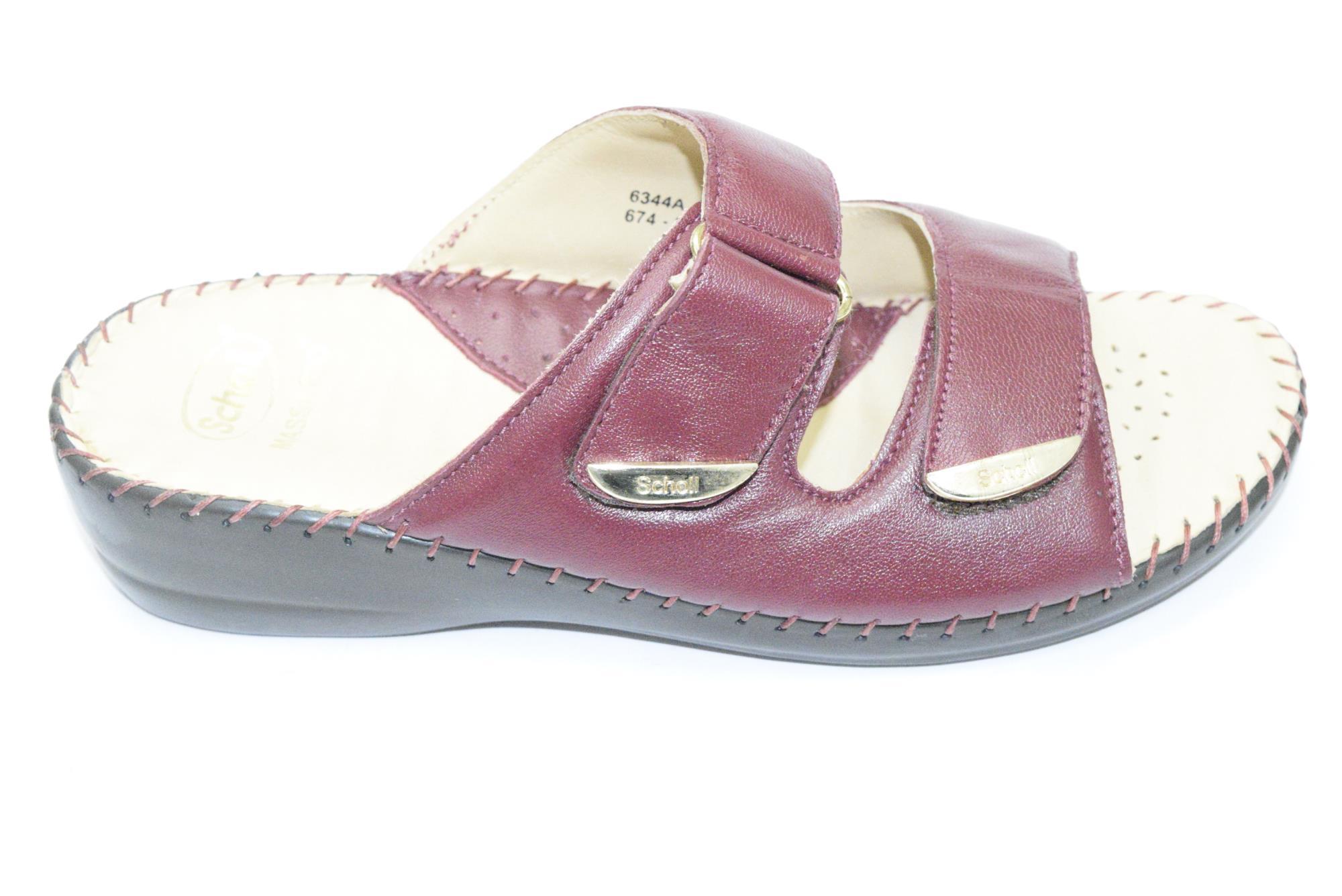 d91869414b88 Dr.Scholl Bata MAROON W.CHAPPAL    Online Shopping   PARMAR BOOT ...