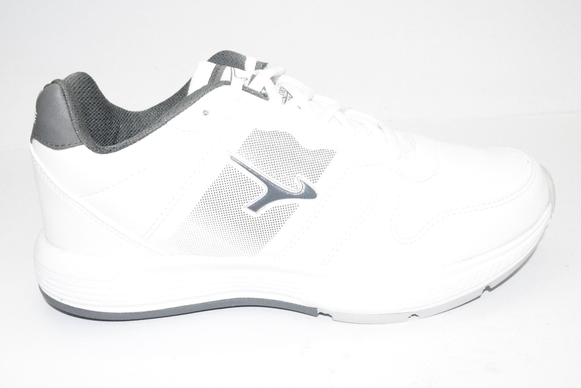 2e780285ab0 Touch Lakhani WHT D.GREY SPORTS SHOES    Online Shopping   PARMAR ...